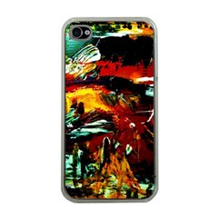 Grand Canyon Sunset Apple Iphone 4 Case (clear)