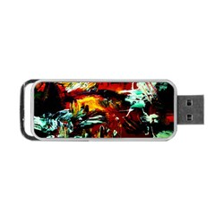 Grand Canyon Sunset Portable Usb Flash (one Side)