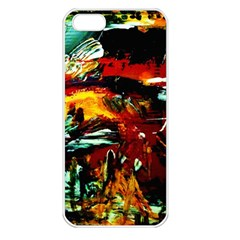 Grand Canyon Sunset Apple Iphone 5 Seamless Case (white)