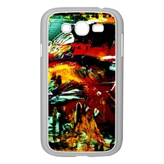 Grand Canyon Sunset Samsung Galaxy Grand Duos I9082 Case (white)