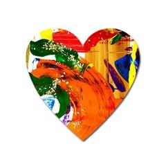 In Mediterrainean Heart Magnet by bestdesignintheworld