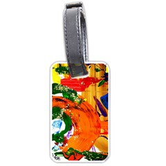 In Mediterrainean Luggage Tags (one Side)