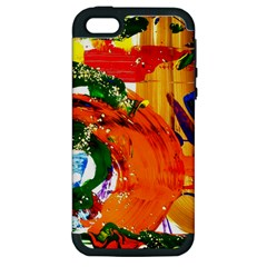 In Mediterrainean Apple Iphone 5 Hardshell Case (pc+silicone)