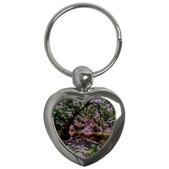 Old Tree 6 Key Chains (heart)