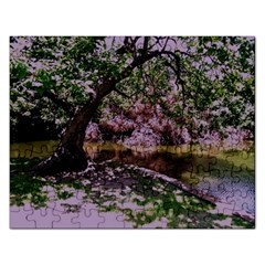 Old Tree 6 Rectangular Jigsaw Puzzl