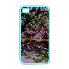 Old Tree 6 Apple Iphone 4 Case (color)