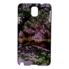 Old Tree 6 Samsung Galaxy Note 3 N9005 Hardshell Case