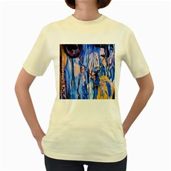 1 Women s Yellow T Shirt