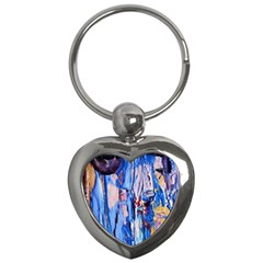 Point Of View 3/1 Key Chains (heart)