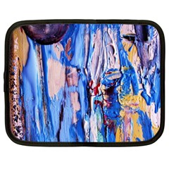 Point Of View 3/1 Netbook Case (xxl)  by bestdesignintheworld