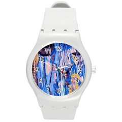 Point Of View 3/1 Round Plastic Sport Watch (m) by bestdesignintheworld
