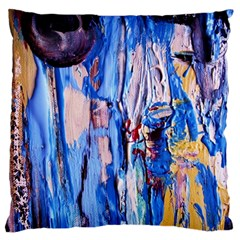 Point Of View 3/1 Large Flano Cushion Case (one Side) by bestdesignintheworld