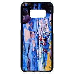 Point Of View 3/1 Samsung Galaxy S8 Black Seamless Case by bestdesignintheworld