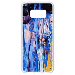 Point Of View 3/1 Samsung Galaxy S8 White Seamless Case by bestdesignintheworld
