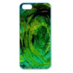 One Minute Egg 5 Apple Seamless Iphone 5 Case (color)