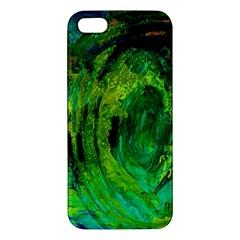 One Minute Egg 5 Apple Iphone 5 Premium Hardshell Case