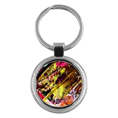 Absurd Theater In And Out 12 Key Chains (round)  by bestdesignintheworld