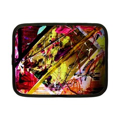 Absurd Theater In And Out 12 Netbook Case (small)  by bestdesignintheworld