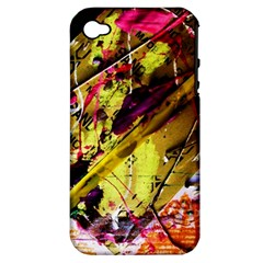 Absurd Theater In And Out 12 Apple Iphone 4/4s Hardshell Case (pc+silicone) by bestdesignintheworld