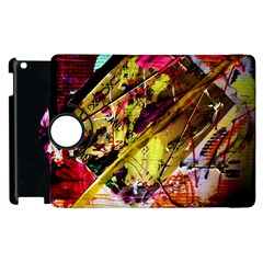 Absurd Theater In And Out 12 Apple Ipad 3/4 Flip 360 Case