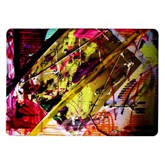 Absurd Theater In And Out 12 Samsung Galaxy Tab 10 1  P7500 Flip Case by bestdesignintheworld