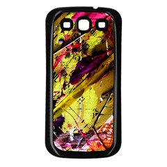 Absurd Theater In And Out 12 Samsung Galaxy S3 Back Case (black)