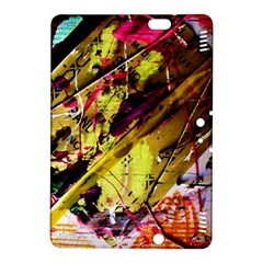 Absurd Theater In And Out 12 Kindle Fire Hdx 8 9  Hardshell Case by bestdesignintheworld