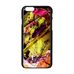 Absurd Theater In And Out 12 Apple Iphone 6/6s Black Enamel Case by bestdesignintheworld