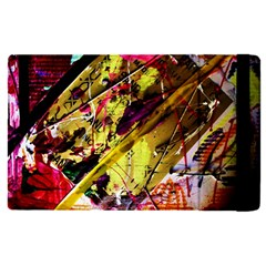 Absurd Theater In And Out 12 Apple Ipad Pro 9 7   Flip Case by bestdesignintheworld