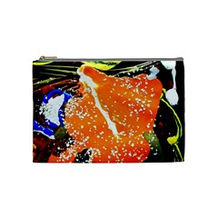 Smashed Butterfly 6 Cosmetic Bag (medium)
