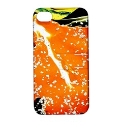 Smashed Butterfly 6 Apple Iphone 4/4s Hardshell Case With Stand