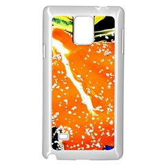 Smashed Butterfly 6 Samsung Galaxy Note 4 Case (white)