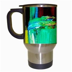 Marakesh 9 Travel Mugs (white) by bestdesignintheworld