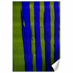 Stripes 4 Canvas 20  X 30