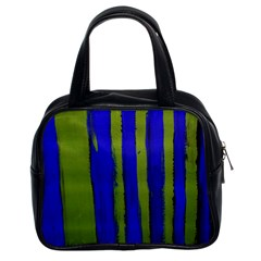Stripes 4 Classic Handbags (2 Sides)