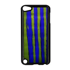 Stripes 4 Apple Ipod Touch 5 Case (black)