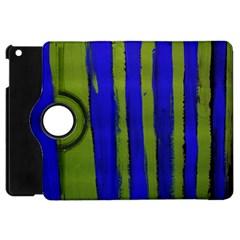 Stripes 4 Apple Ipad Mini Flip 360 Case