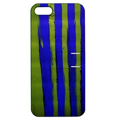 Stripes 4 Apple Iphone 5 Hardshell Case With Stand