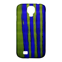 Stripes 4 Samsung Galaxy S4 Classic Hardshell Case (pc+silicone)