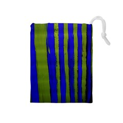Stripes 4 Drawstring Pouches (medium)