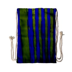 Stripes 4 Drawstring Bag (small)