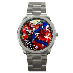 Mixed Feelings 9 Sport Metal Watch