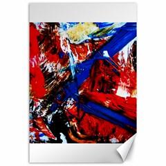 Mixed Feelings 9 Canvas 24  X 36