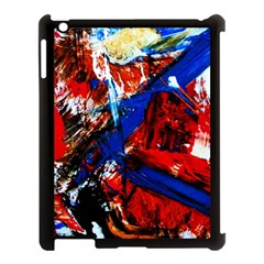 Mixed Feelings 9 Apple Ipad 3/4 Case (black)