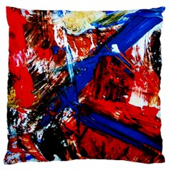 Mixed Feelings 9 Standard Flano Cushion Case (two Sides) by bestdesignintheworld