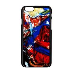 Mixed Feelings 9 Apple Iphone 6/6s Black Enamel Case