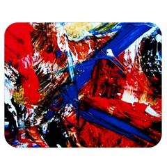 Mixed Feelings 9 Double Sided Flano Blanket (medium)