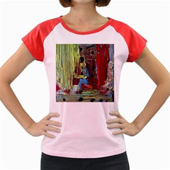 Point Of View 9 Women s Cap Sleeve T Shirt