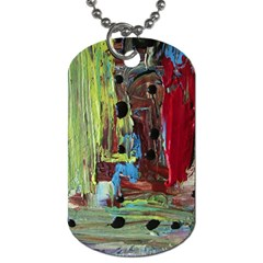 Point Of View 9 Dog Tag (one Side)