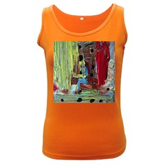 Point Of View 9 Women s Dark Tank Top